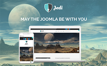 <strong>Jedi</strong> — Multifunctional Joomla Template for Any Business Purposes