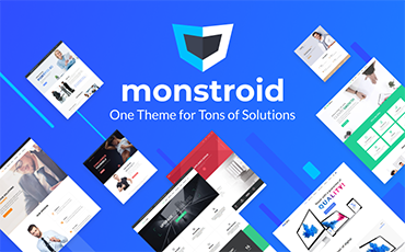 <strong>Monstroid</strong> — Ultimate Multipurpose WordPress Theme
